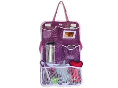 A pet organizer that hangs on the back of a seat in my truck, and purple! Daisy and LuLu will rejoice