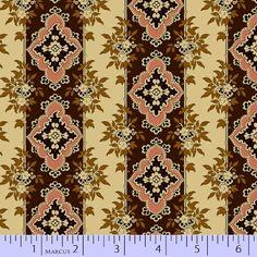 0786-0113, R33 Romantic Olde Charleston, Fabric Gallery, Marcus Fabrics