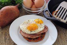 Paleo Breakfast Stack #PaleoNewbie