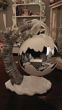 Matthäus na Stylowi. Handmade Christmas Crafts, Christmas Clay, Primitive Christmas, Diy Christmas Ornaments, Simple Christmas, Holiday Crafts, Christmas Holidays, Christmas Gifts, Country Christmas Decorations
