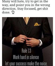 Rule13 love it<3