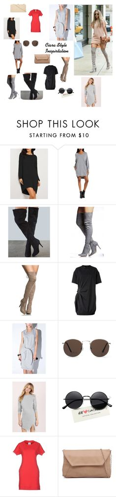 """""""Ciara Style Inspiration"""" by themitchhilsociety on Polyvore featuring E.SSUE, Wet Seal, Marc by Marc Jacobs, MANGO, Tobi, Peuterey and Dorothy Perkins"""