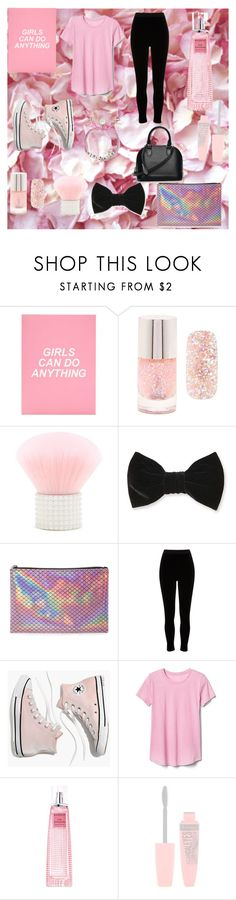 """""""GIRLS RULE!!!"""" by natalie8332 ❤ liked on Polyvore featuring Forever 21, River Island, Madewell, Gap, Givenchy, Venessa Arizaga, Rimmel and Louis Vuitton"""