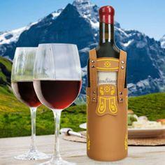 Vinderhosen - German Lederhosen For Wine Bottles