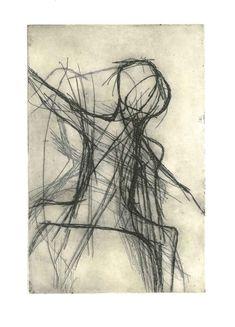 """Christine CLAUDE """"Sans titre"""" Gravure à l'eau forte sur papier 30 x 20 cm   #christineclaude #art #artist #artistic #artists #arte #artwork #gravure #eauforte #engraving #artplacegeneve #geneve #geneva #expo #suisse #switzerland #artsales #exhibitions Claude, Expo, Gravure, Artwork, Switzerland, Paper, Work Of Art, Auguste Rodin Artwork"""