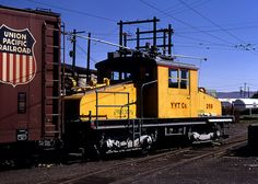 Yakima Valley Transportation #298, Yakima, Washington