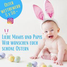 🐰😍 OSTERGIVEAWAY🐰😍 Auch in unserem Onlineshop hat der Osterhase ein Osternest versteckt. Finde es und gewinne einen der 5 Einkaufsgutscheine im Wert von CHF 50.- (online einlösbar). ⠀ 🤚Aber Achtung: Unser Osterhase ist clever und versteckt sein Nest jeden Tag wo anders 😊 ⠀ Was du tun musst um in den Lostopf zu hoppeln erfährst du auf Instagram :-) Baby Center, Instagram, Face, Easter Bunny, Gift Cards, Shopping, Easter Activities, Nice Asses