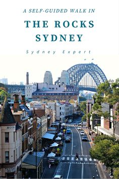 This self-guided walk will help you to explore Sydney's historic sites. If you are looking for things to do in Sydney this 2 hour walk is a must do.  It is very easy to follow and includes a map!