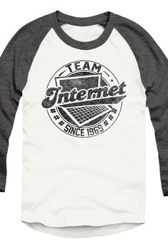 0a7f76b81b  TeamInternet Raglan (Heather Charcoal) - Tyler Oakley - Official Online  Store on District