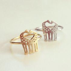 Love Giraffe Ring – shopebbo