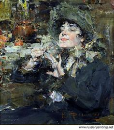 Russian Paintings Gallery - Personal Page of Fechin Nicolai