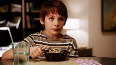 """Dylan Kingwell as """"Victor"""" in A&E Network's """"The Returned."""""""