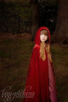 little red cape