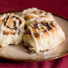 Heerlijk kaneelbroodje @ allrecipes.nl