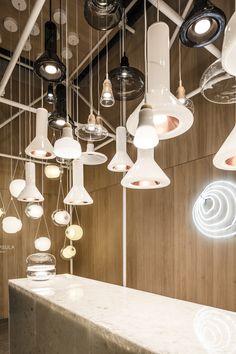 Brokis - lights - WHISTLE by Lucie Koldova - design - interior.