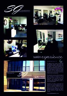 Diseño de Salón de Peluqueria Experience por estudio Arquitectura 13