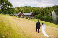Wedding at Canada Lodge & Lake, Cardiff, South Wales