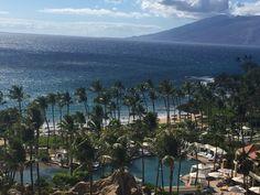 Hawaii Maui hotel review - grand