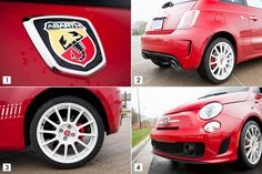 Fiat 500 Abarth - it's all about details!
