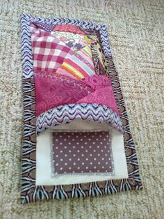 a bed for little rabbit Rabbit, Bed, Frame, Gifts, Home Decor, Bunny, Picture Frame, Rabbits, Presents