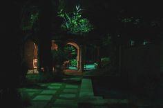 Private Estate Landscape Lighting