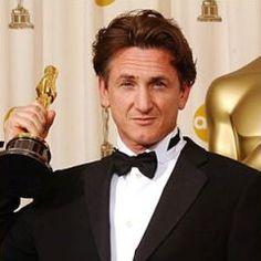 """5/26/14   10:31p The Academy Awards Ceremony 2004:  Best Actor Oscar  Sean Penn for """"Mystic River""""  2003"""
