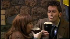 Day 22: Favorite Friendship... the Doctor and Donna. They had a great relationship. After the mess with Martha, the Doctor just wanted a friend and Donna delivered. She understood him in a way no one else did, except for maybe Rose. They were so much fun to watch together and it was awful to see her go.