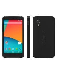 Google Nexus 5 Bumper Case (Black)