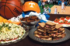March Madness Munchies: Recipes Perfect for Tailgating and Game Watching