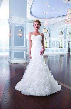 Elegant new wedding dresses from Lillian West