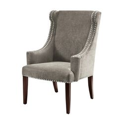 Marcel High Back Wing Chair