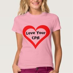 Love your CPA T Shirt, Hoodie Sweatshirt