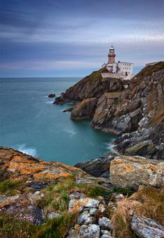 Baily Lighthouse is a lighthouse on the southeastern part of Howth Head in Dublin
