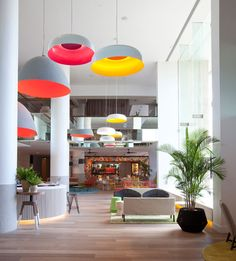 QT Hotel & Spa Gold Coast by G+A Architects | Inspirationist