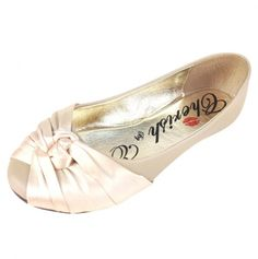 Knotted Flats for girls $13.75