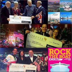 My amazing mentors from the UK to the USAare exploding in Johannesburg South Africa today!!! So proud of all of them!!! With over 700checks like these going out to business owners from around the world who took a chance on being more than just average. They all had a dream and that dream included helping others along the way. Having worked in corporate America for over 20 years I just can't comprehend this! My amazing mentors are enjoying a 5 all expenses paid trip to South Africa courtesy…