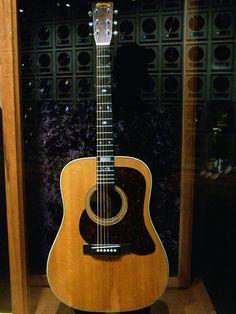 "Lester Flatt's Martin Guitar......home of the ""G"" run!"