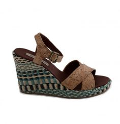 Miko Vegan Wedges -