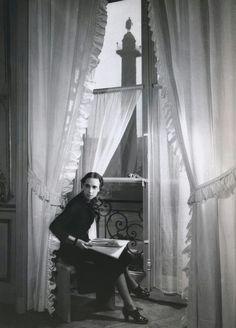 Elsa Schiaparelli, Paris, 1928.