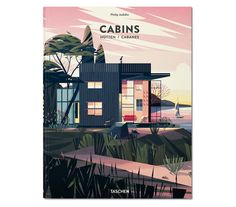 For fans of architecture, this book is a must-have for a coffee table or library. It looks at cabins from all over the globe—from an artist's studio in England to a hut in India—and explores the design genre beyond the traditional log house. With beautiful photography and illustrations, there's enough eye candy to keep the reader occupied for hours.