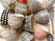 Suzanne Sullivan- I make ceramics. I grew up in Oregon, and now I live in New York City.