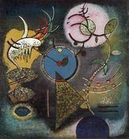 Wassily Kandinsky. Silent, 1926