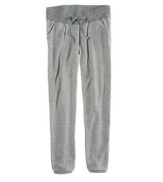 Aerie Classic Banded Bottom Sweatpant