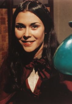 1960's Dark Shadows era Kate Jackson as Daphne Harridge. The Gothic soap opera Dark Shadows originally aired weekdays on ABC television from June 1966, to April 1971. The show depicted the lives and loves, trials and tribulations of the wealthy Collins family of Collinsport, Maine. It featured vampires, ghosts, werewolves, zombies, man-made monsters, witches, warlocks, time travel, and a parallel universe.