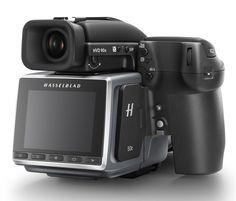 Hasselblad H6D-100c vue de dos