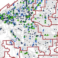 Greater Cleveland Neighborhood Asset Maps