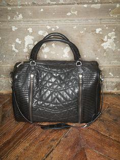 #zadig #sunny #bag #black #leather