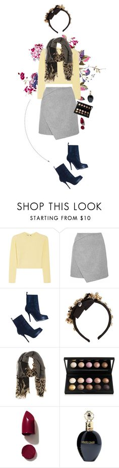 """""""You don't have the guts to see if someone would like you   """" by reclaimingnights ❤ liked on Polyvore featuring Miu Miu, Alexander Wang, Dolce&Gabbana, NARS Cosmetics, Roberto Cavalli, women's clothing, women's fashion, women, female and woman"""
