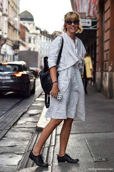 Street style look by peopleandstyles.com