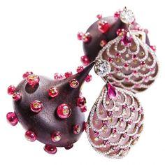 Wallace Chan earrings